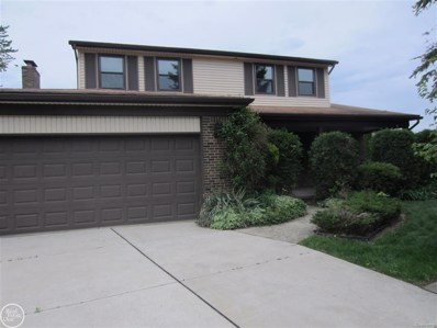 42877 Sycamore Dr, Sterling Heights, MI 48313 - MLS#: 58031349639