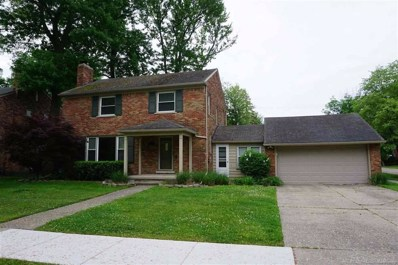 1913 Severn, Grosse Pointe Woods, MI 48236 - MLS#: 58031349644