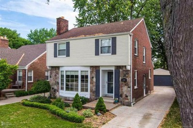 458 Belanger, Grosse Pointe Farms, MI 48236 - MLS#: 58031349675
