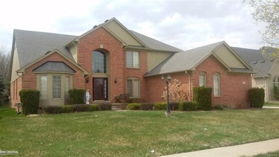 43461 Fireberry Drive, Sterling Heights, MI 48314 - MLS#: 58031349702