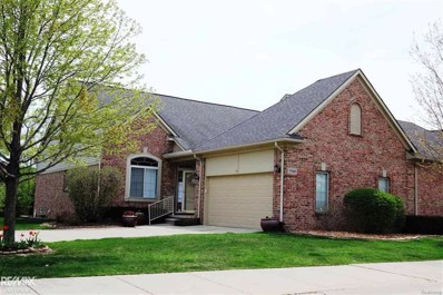17466 Duval UNIT Unit #35, Clinton Twp, MI 48038 - MLS#: 58031349950