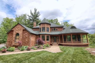 1550 Oak Trl, Addison Twp, MI 48370 - MLS#: 58031349970