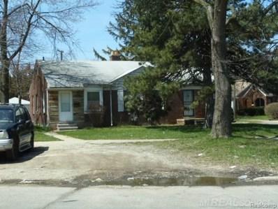 18757 Kelly, Detroit, MI 48224 - MLS#: 58031350248