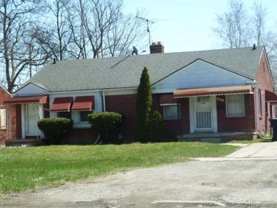18714 Kelly, Detroit, MI 48224 - MLS#: 58031350256