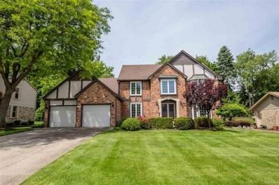 422 Lake Forest, Rochester Hills, MI 48309 - MLS#: 58031350329