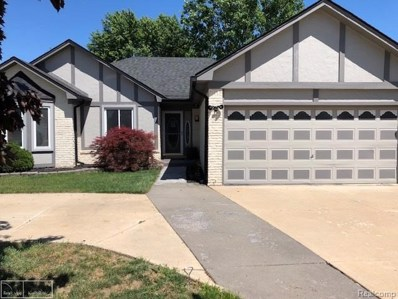 43080 Mirabile Trail, Clinton Twp, MI 48038 - MLS#: 58031350342