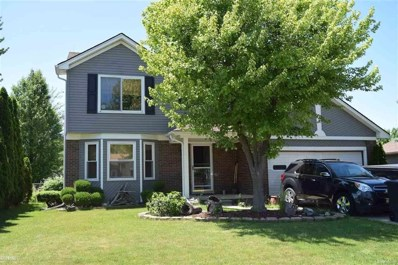 48679 Kelly Lea, Chesterfield Twp, MI 48051 - MLS#: 58031350365