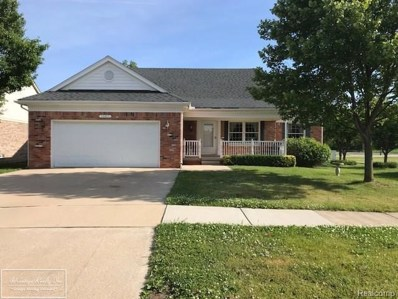 36803 Saint Clair Dr., New Baltimore, MI 48047 - MLS#: 58031350388