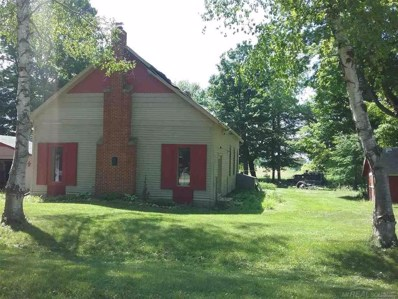 5950 W Richmondville, Forester Twp, MI 48427 - MLS#: 58031350503
