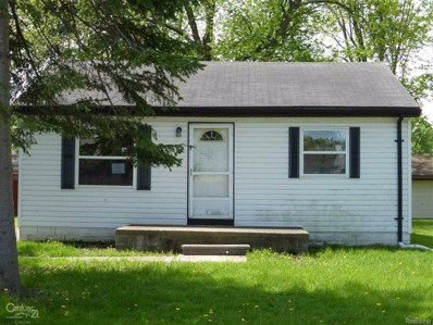 23388 Lakewood, Clinton Twp, MI 48035 - MLS#: 58031350609
