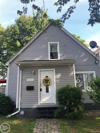5024 Commor, Detroit, MI 48212 - MLS#: 58031350731