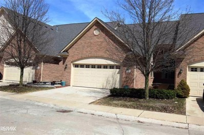 51454 Fox Hill, Chesterfield Twp, MI 48047 - MLS#: 58031350821