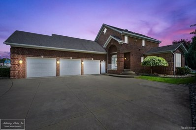 3831 Pointe Tremble, Clay Twp, MI 48001 - MLS#: 58031350987