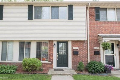 11372 Canal UNIT 109, Sterling Heights, MI 48314 - MLS#: 58031351106