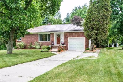 2640 Huckleberry, Port Huron Twp, MI 48060 - MLS#: 58031351387
