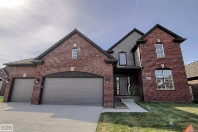 22157 Richmond Court, Macomb Twp, MI 48042 - MLS#: 58031351409