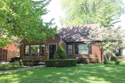 1367 Kensington, Grosse Pointe Park, MI 48230 - MLS#: 58031351442