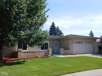 16449 Grillo, Clinton Twp, MI 48038 - MLS#: 58031351475