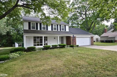 2466 24 Mile, Shelby Twp, MI 48316 - MLS#: 58031351507