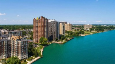 8162 E Jefferson Ave UNIT 2B, Detroit, MI 48214 - MLS#: 58031351528