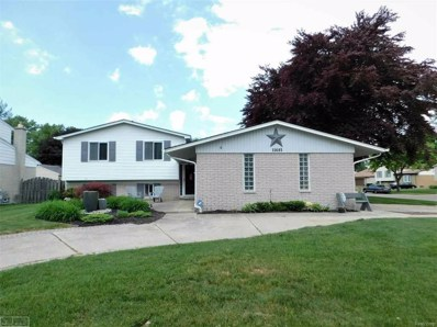 11693 Ebony Ct., Sterling Heights, MI 48312 - MLS#: 58031351533