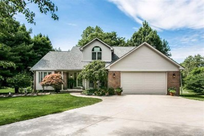 1495 E Buell Road, Oakland Twp, MI 48306 - MLS#: 58031351547