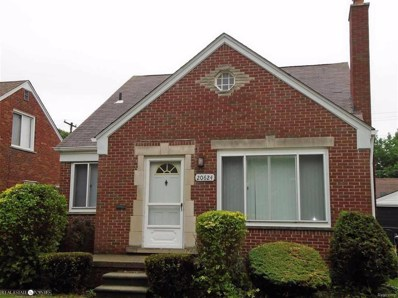 20624 Country Club, Harper Woods, MI 48225 - MLS#: 58031351576