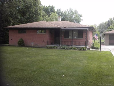 5398 Mansfield, Sterling Heights, MI 48310 - MLS#: 58031351631