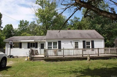 1605 Richman, Kimball Twp, MI 48074 - MLS#: 58031351633