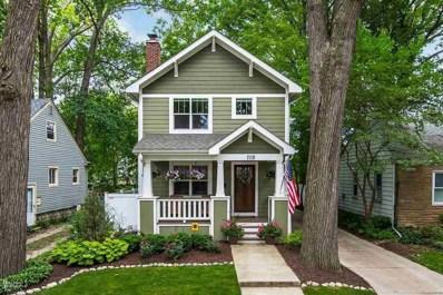 1118 Hoffman Avenue, Royal Oak, MI 48067 - MLS#: 58031351707