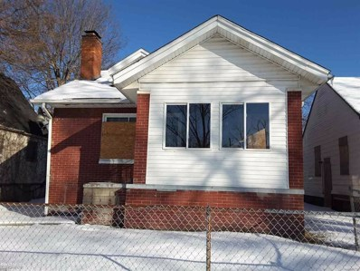 12700 Sussex, Detroit, MI 48227 - MLS#: 58031351708