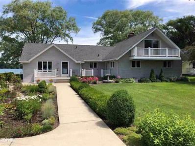 2176 North Channel, Clay Twp, MI 48028 - MLS#: 58031352053