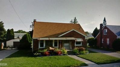 17841 Biehl, Roseville, MI 48066 - MLS#: 58031352077