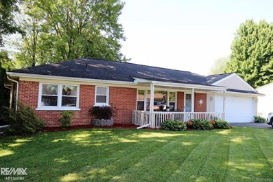 48085 Meadow, Chesterfield Twp, MI 48051 - MLS#: 58031352288