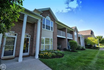 45553 Heather Ridge, Macomb Twp, MI 48044 - MLS#: 58031352428