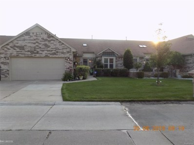 43559 Riverbend, Clinton Twp, MI 48038 - MLS#: 58031352433