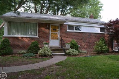 23316 Brookdale, St. Clair Shores, MI 48082 - MLS#: 58031352472