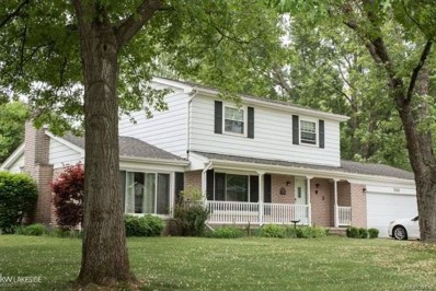 5138 Estella Ln, Shelby Twp, MI 48316 - MLS#: 58031352565