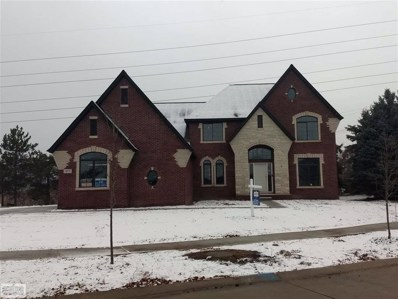 54935 Preston Pines Lane UNIT Lot #48, Shelby Twp, MI 48315 - MLS#: 58031352604