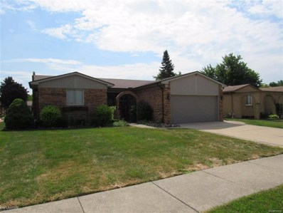 40432 Forsythe, Clinton Twp, MI 48038 - MLS#: 58031352684