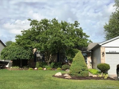 51364 S Adele Cir., Chesterfield Twp, MI 48047 - MLS#: 58031352845