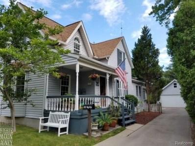 172 Kerby, Grosse Pointe Farms, MI 48236 - MLS#: 58031352890