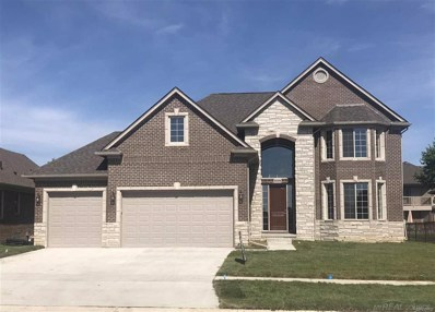 55194 Hidden River, Macomb Twp, MI 48042 - MLS#: 58031352902