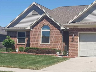 54638 Shady Creek Dr., New Baltimore, MI 48047 - MLS#: 58031352961