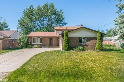 15885 Coral Ave, Clinton Twp, MI 48035 - MLS#: 58031352968