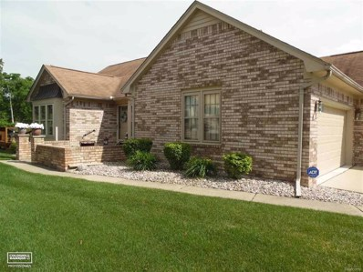 43484 Riverbend, Clinton Twp, MI 48038 - MLS#: 58031352987
