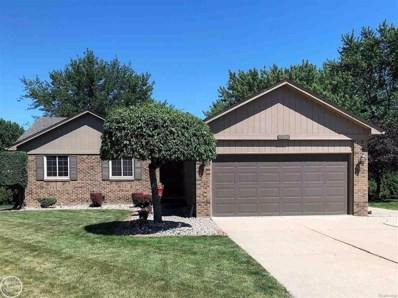 51506 Deborah Circle, Chesterfield Twp, MI 48047 - MLS#: 58031352988