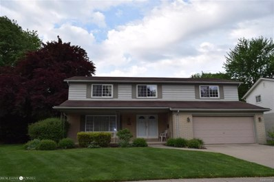 1217 Blairmoor, Grosse Pointe Woods, MI 48236 - MLS#: 58031353037