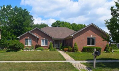 36551 Maple Leaf Dr, New Baltimore, MI 48047 - MLS#: 58031353059
