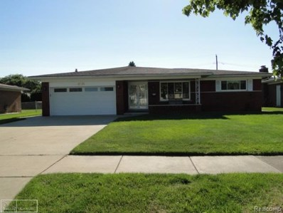 37275 Jerome, Sterling Heights, MI 48312 - MLS#: 58031353117